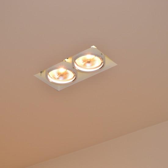 Plafondlamp - Jan baptist elektriciteitswerken